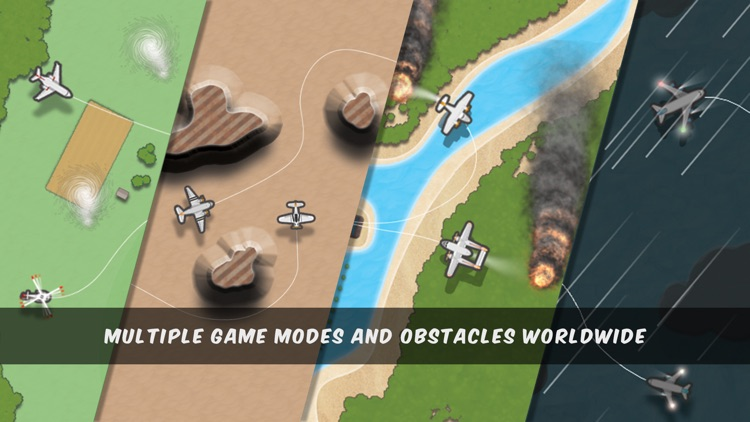 Planes Control - Land & Fight screenshot-0