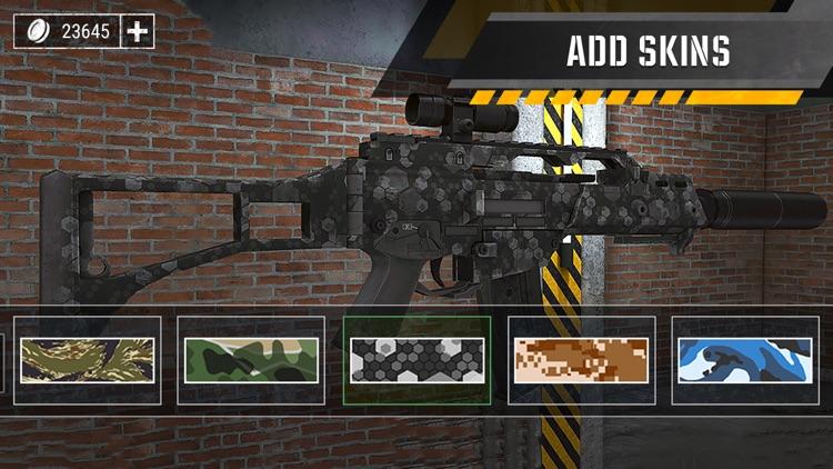 Gun Builder 3D Simulator screenshot-3