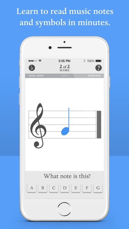 Learn to read music notes screenshot-0
