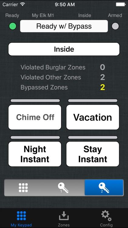 eKeypad Alarm screenshot-3