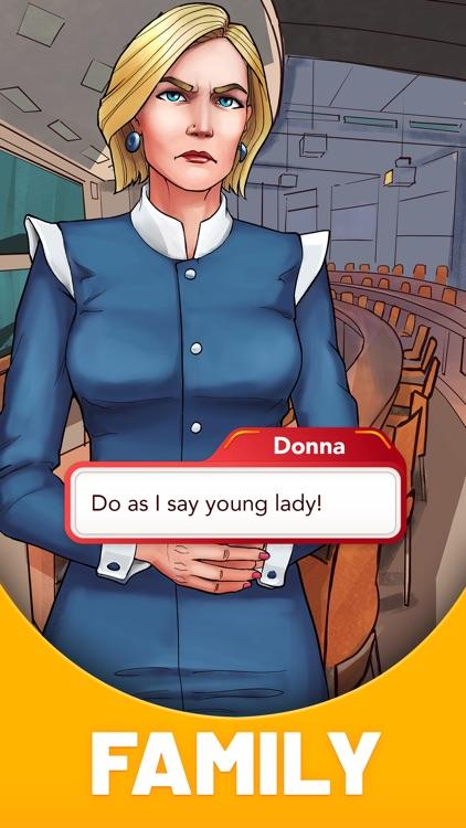 Scandal: Interactive Stories screenshot-5