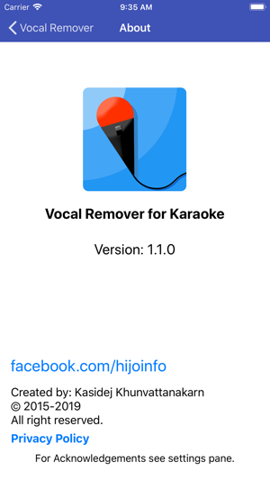 Vocal Remover for Karaoke on the App Store