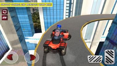 ATV Impossible Track City screenshot #3