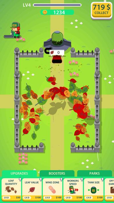 Leaf Factory Idle screenshot 2