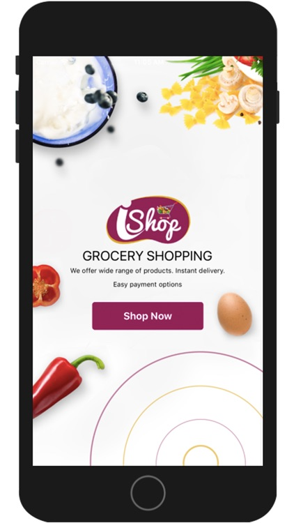 Ishop Grocery Delivery screenshot-0