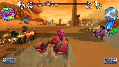 Beach Buggy Racing 2 screenshot 2