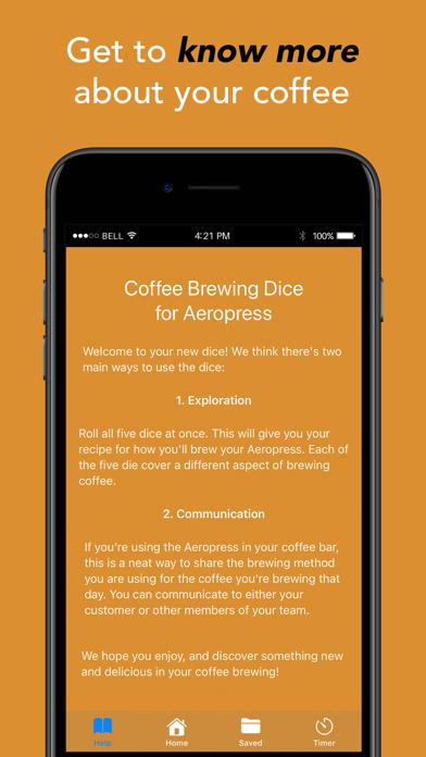 CoffeeDice Screenshots
