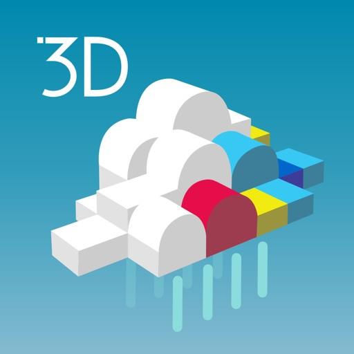 3D雨雲ウォッチ〜次世代レーダでゲリラ豪雨・台風・天気を確認