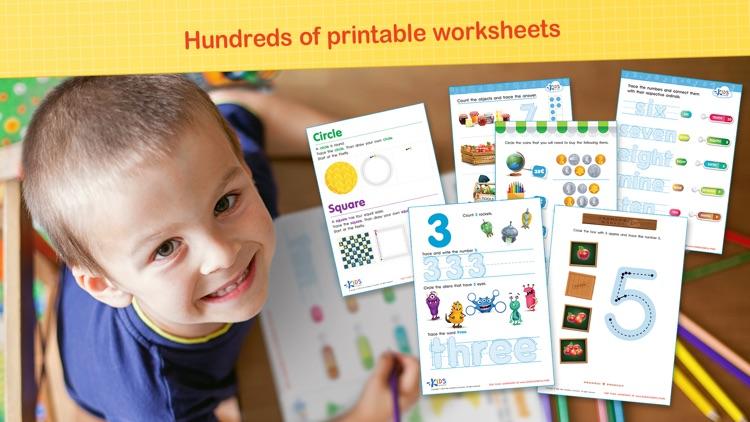 Kindergarten homeschool math screenshot-6