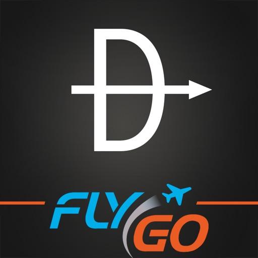 Direct-To Авиационный GPS VFR