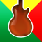 App Icon for GuitAfrica App in Denmark IOS App Store