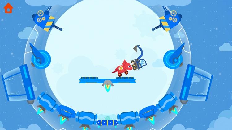 Dinosaur Smash: Bumper Cars screenshot-7
