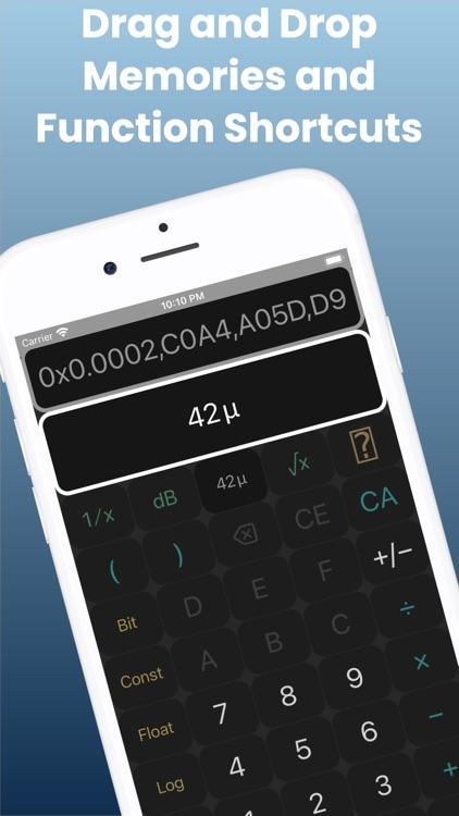 SciHex Calculator screenshot-4