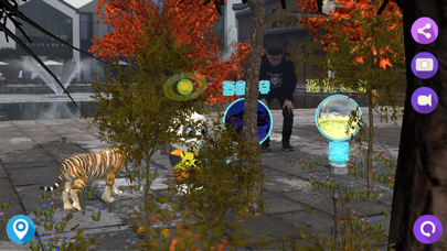 AR Zoo PlanetOfAnimalAdventure screenshot two