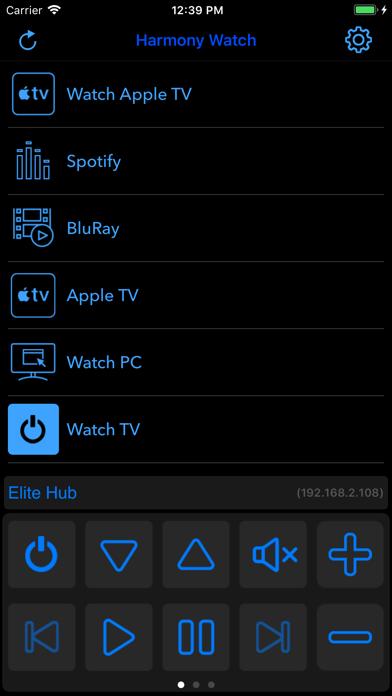 Harmony Watch & Siri Controlのおすすめ画像1
