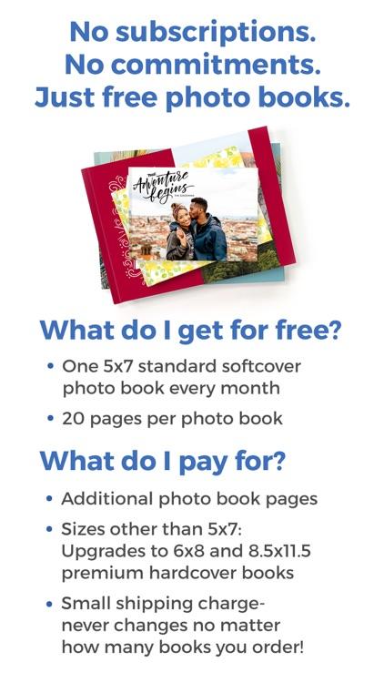 FreePrints Photobooks screenshot-4
