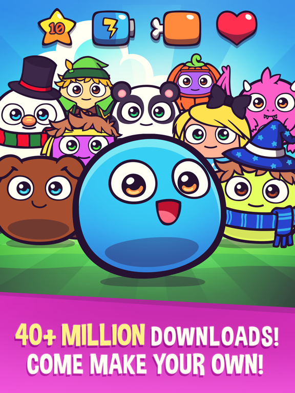 My Boo Virtual Pet & Mini Game-ipad-4