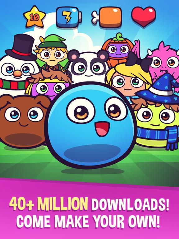 My Boo Virtual Pet & Mini Game-ipad-4