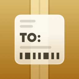 Ícone do app Deliveries: a package tracker