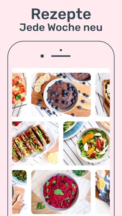 Screenshot for YAZIO — Kalorienzähler in Germany App Store
