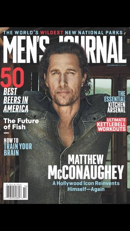 Men's Journal screenshot-3