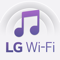 App Icon for LG Wi-Fi Speaker App in Colombia IOS App Store