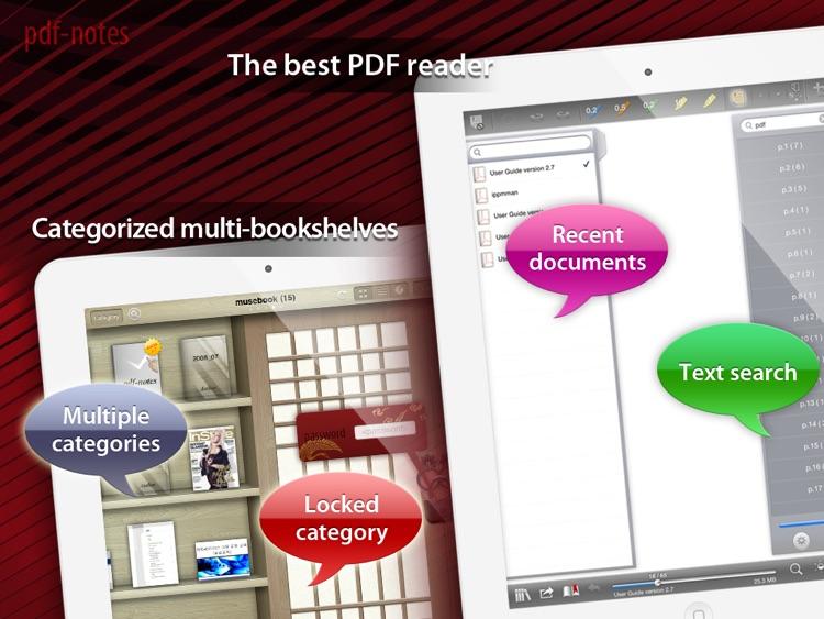 pdf-notes for iPad screenshot-4