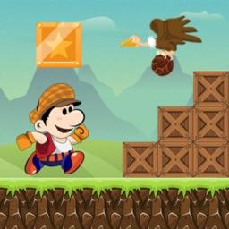 Super Fabio Go : Jump and Run