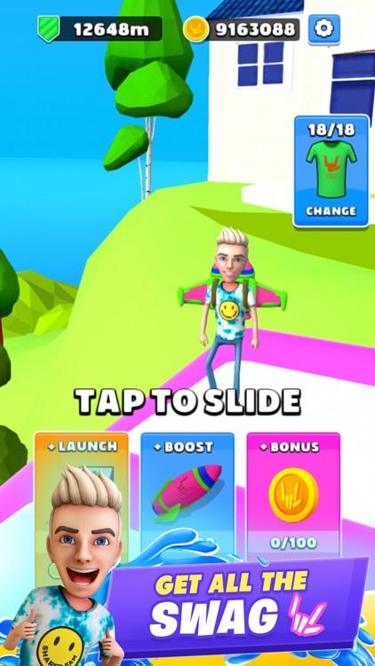 Stephen Sharer's Rocket Slide screenshot-3