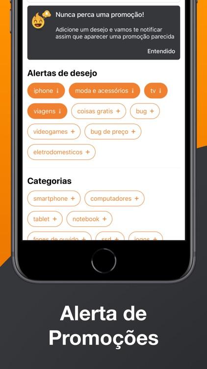 Pelando: Promoções e Cupons screenshot-3