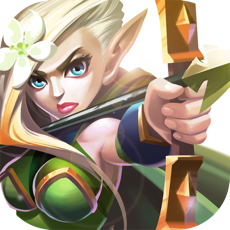‎Magic Rush: Heroes