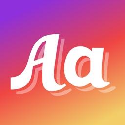 Fonts: Aα, Cool Font Keyboard