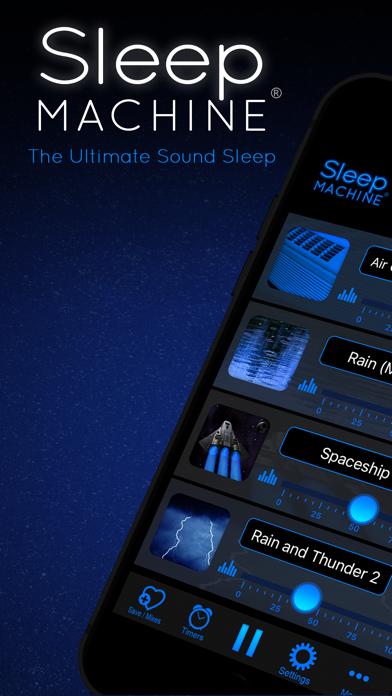 Sleep Machine Screenshots