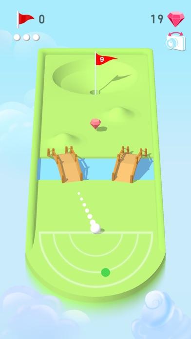 Pocket Mini Golf screenshot 1