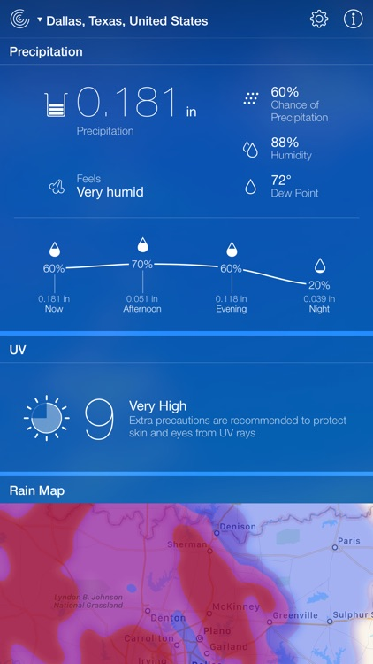 Weather Live゜ screenshot-4