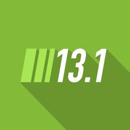 Ícone do app Half Marathon 13.1 Trainer