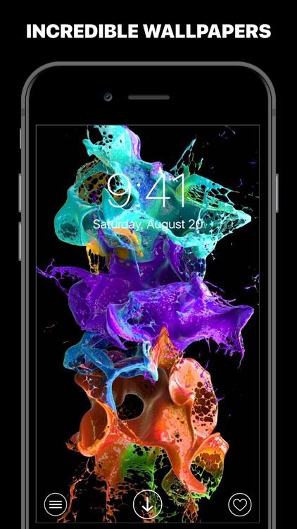 Everpix Cool Wallpapers HD 4K screenshot-0