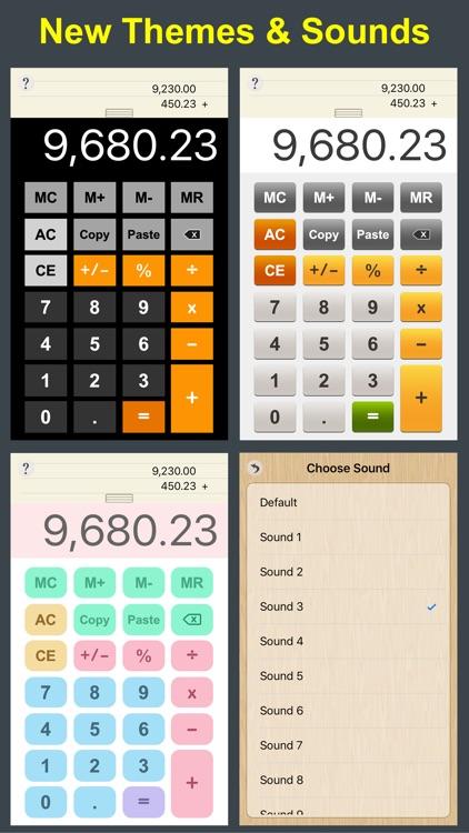 Acc Calculator screenshot-4