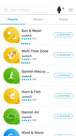 Garmin Connect IQ™ on the App Store