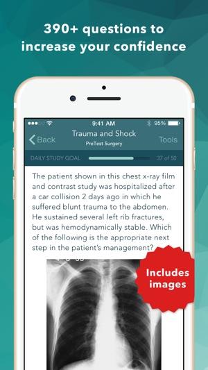 USMLE Surgery PreTest on the App Store