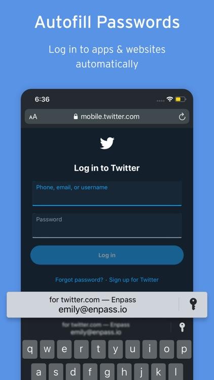 Enpass Password Manager screenshot-5