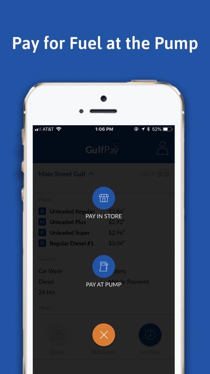 Gulf Pay - Gulf Mobile