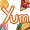 App Icon for Yum Recipes App in Ecuador App Store
