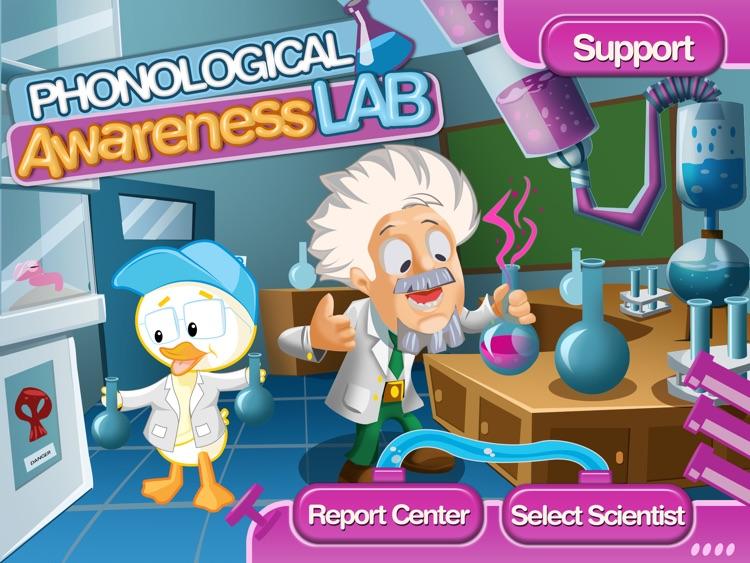 Phonological Awareness Lab