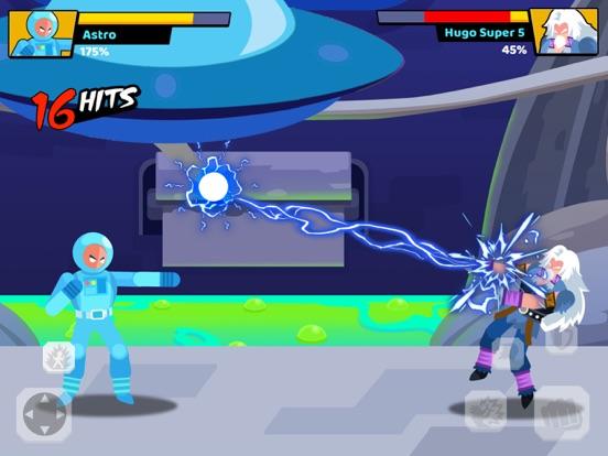 Stick Heroes: Fighting Battle screenshot 9