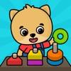 2歳から4歳を対象とした子供向けアプリ - iPadアプリ