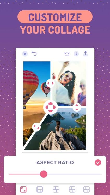 PicJointer Photo Collage Maker screenshot-7