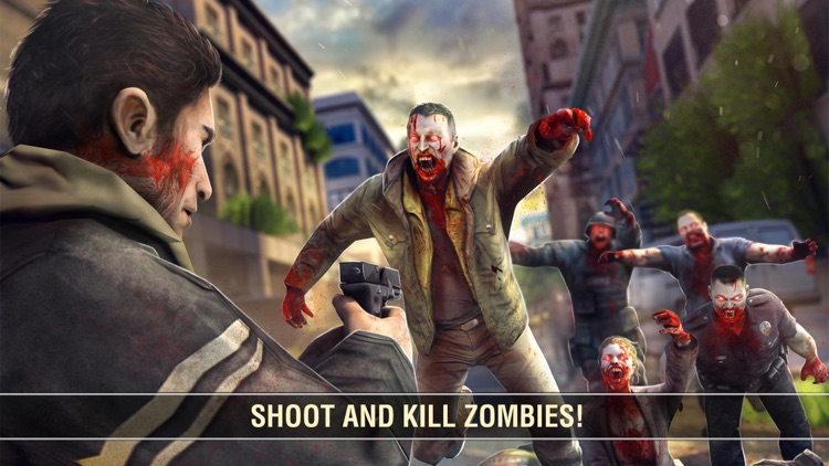 DEAD TRIGGER 2 Zombie Shooter screenshot-0