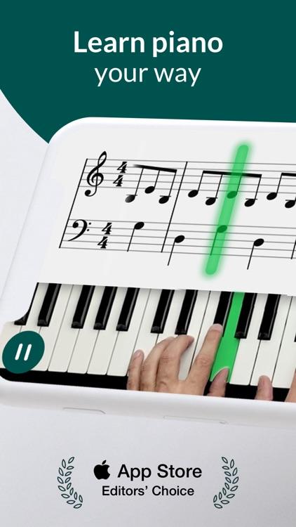 Skoove: Learn to Play Piano screenshot-0