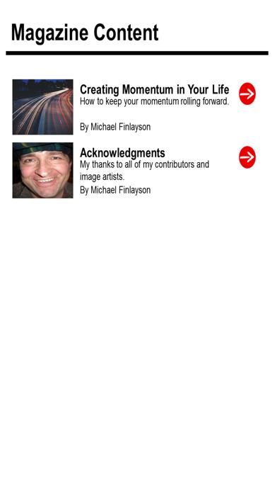 Your Personal Development Magazine - Take Control of Who You Are with Your Personal Development screenshot four
